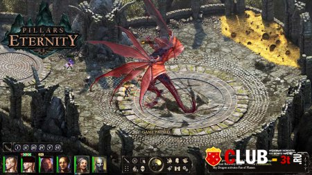 Pillars of Eternity Trainer version 1.0.3.0526 + 23