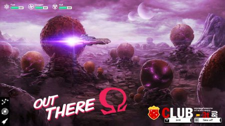 Out There Omega Edition Trainer version 1.1.2 + 3