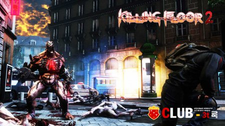 Killing Floor 2 Trainer version 1005 + 5