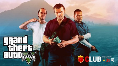 Grand Theft Auto V Trainer version 1.0.3 + 12