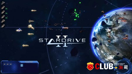 StarDrive 2 Trainer version 1.0h + 16