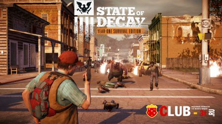 State of Decay Year-One Survival Edition Trainer version 1.0 + 9