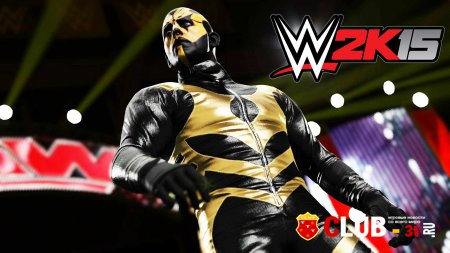 WWE 2K15 Trainer version 1.0 + 6