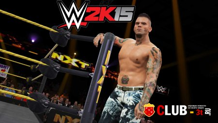 WWE 2K15 ������� version 1.0 + 11