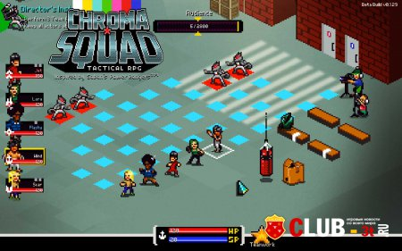 Chroma Squad Trainer version 1.02 + 3