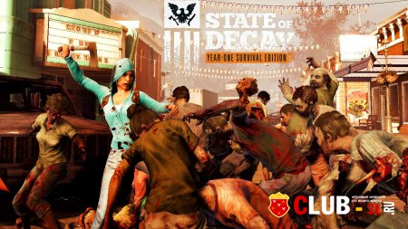State of Decay Year-One Survival Edition Трейнер version 1.0 + 15