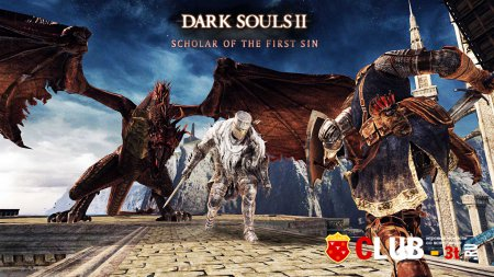 Dark Souls II Scholar of the First Sin Трейнер version 1.02 + 25