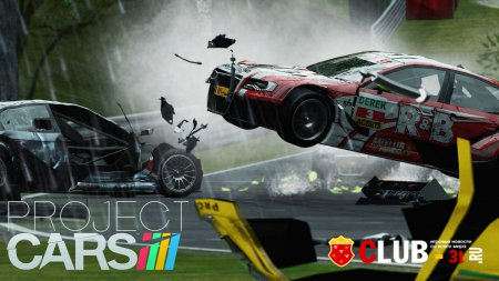 Project CARS Trainer version 1.0 + 2