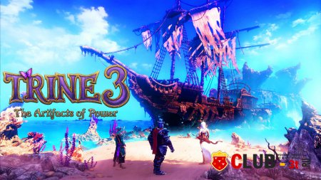 Trine 3 The Artifacts of Power Trainer version 0.05 + 4