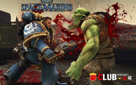 Warhammer 40.000 Space Marine Trainer version 1.0.165 + 4