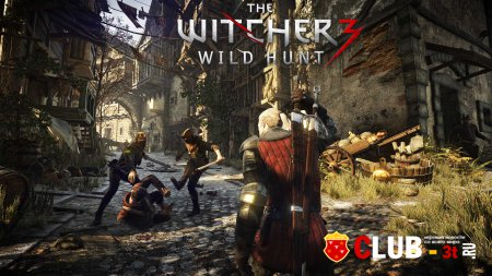 The Witcher 3 Wild Hunt Трейнер version 1.03 + 20