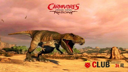 Carnivores Dinosaur Hunter Reborn Trainer version 1.0 update 1 + 7