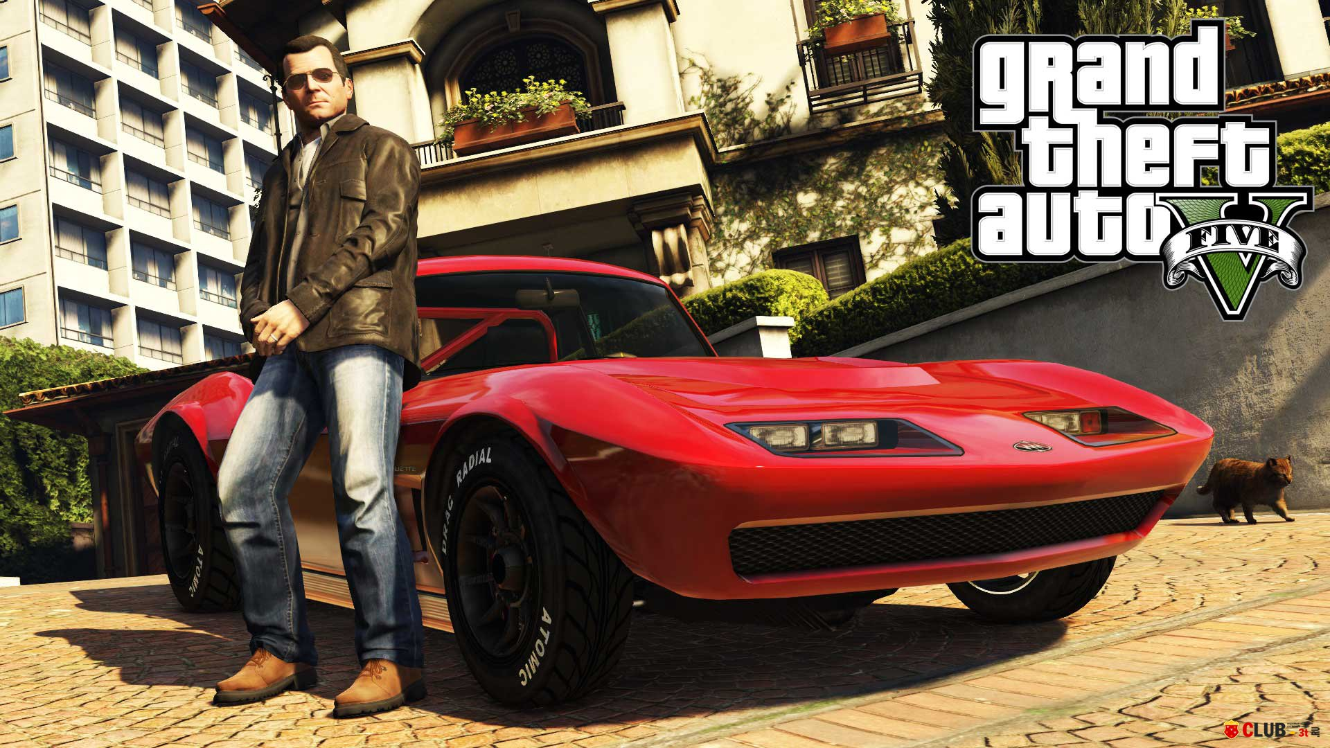 Download Grand Theft Auto V Update 5 And Crack V4-3DM ...