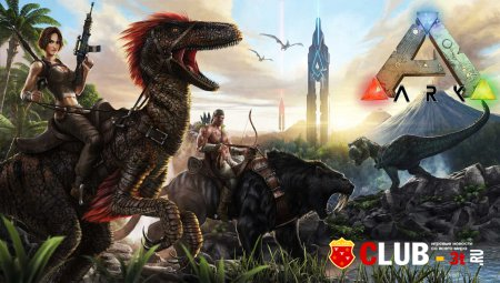 ARK Survival Evolved Trainer version Early Access + 16