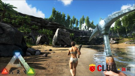 ARK Survival Evolved Трейнер version Early Access + 20