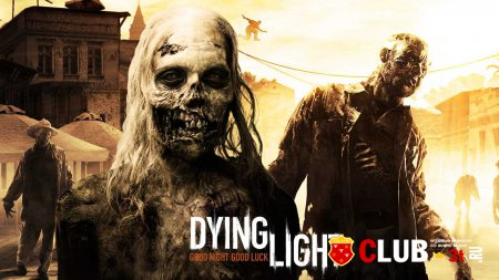 Dying Light Трейнер version 1.6.1 + 13