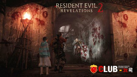 Resident Evil Revelations 2 Trainer version 5.00 + 20