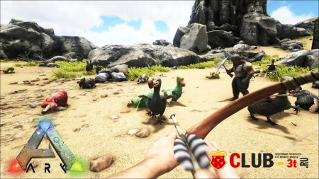 ARK Survival Evolved Trainer version Early Access + 23