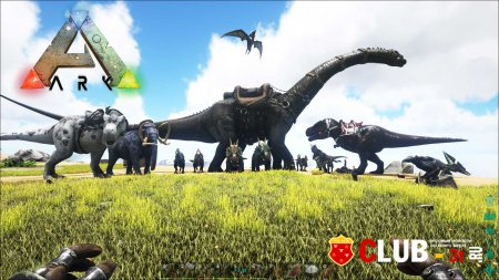 ARK Survival Evolved Trainer version early access update 177 + 23