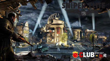 Sniper Elite V2 Trainer version 1.14 + 5