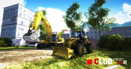 Construction Machines Simulator 2016 Trainer version 1.0 + 1