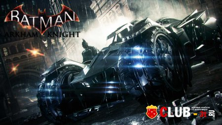 Batman Arkham Knight Трейнер version 1.1 + 10