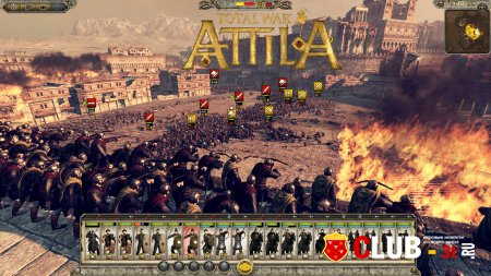 Total War Attila Trainer version 1.3.0.6617 + 19