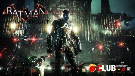 Batman Arkham Knight Trainer version 1.1 + 14