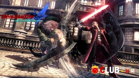 Devil May Cry 4 Special Edition Трейнер version 1.0 + 20