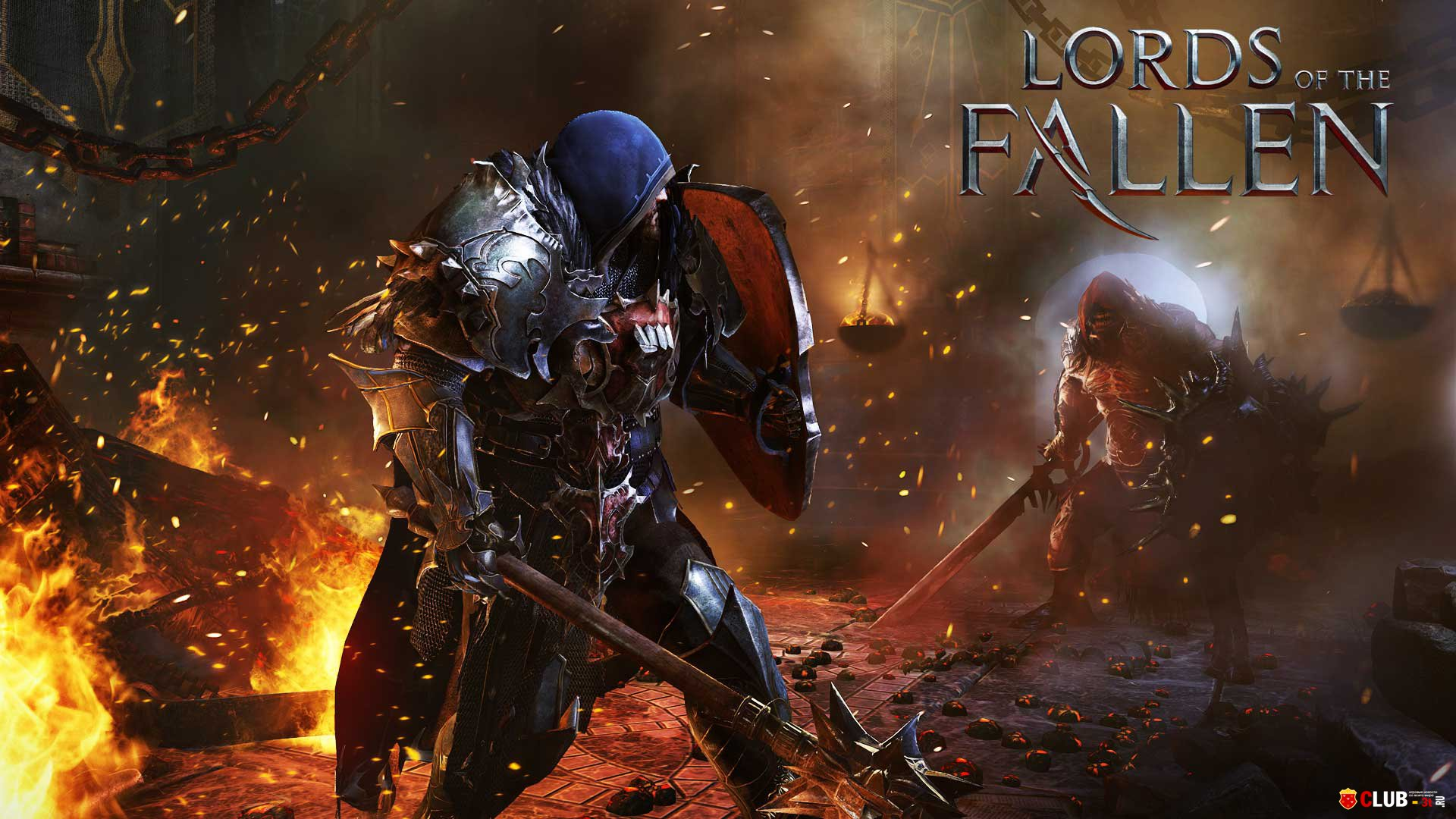 Fallen lords: condemnation: скриншоты