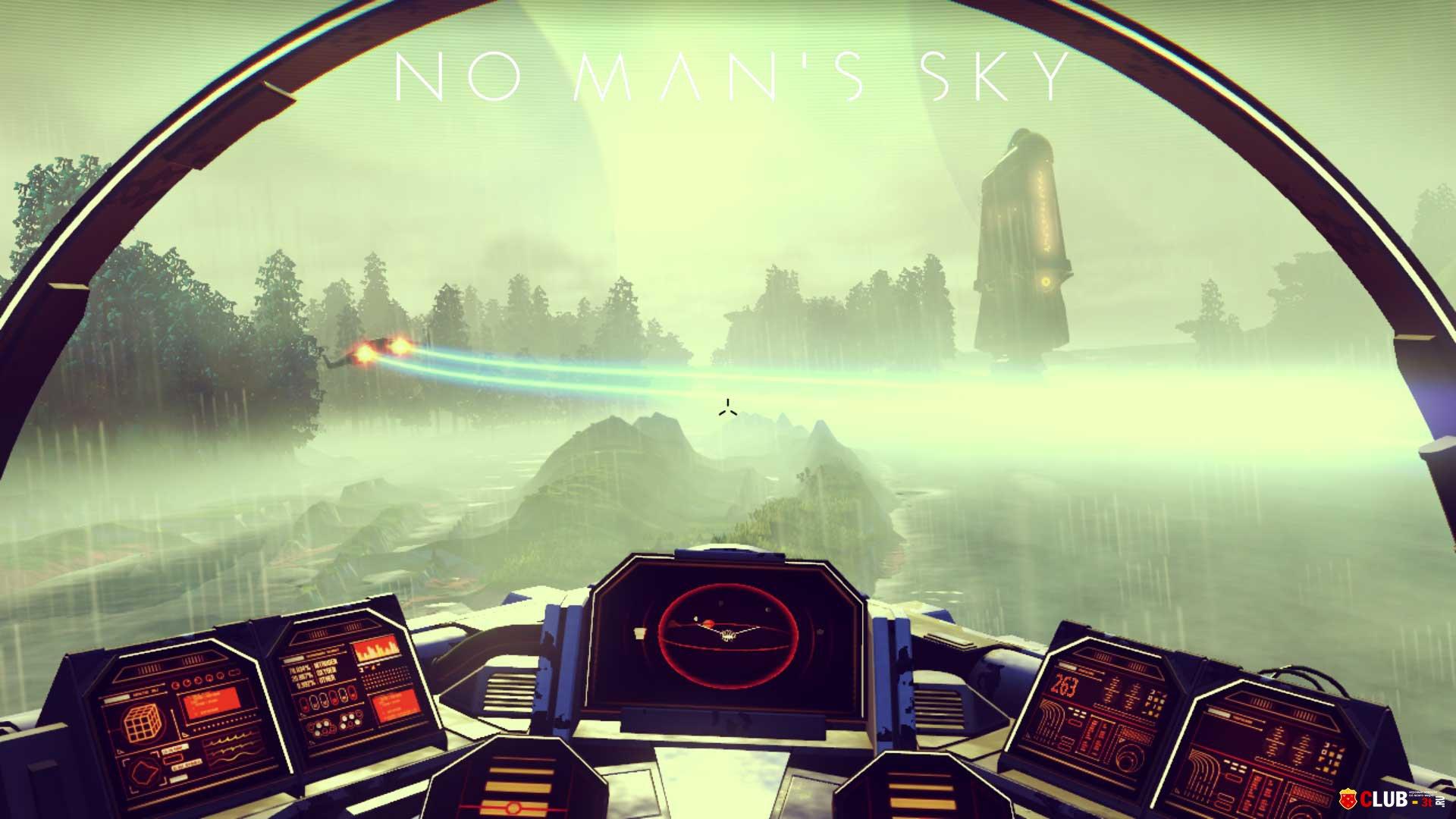 Прохождение игры no man s sky