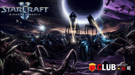 StarCraft II Wings of Liberty Трейнер version 2.1.11.36281 + 19