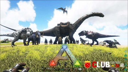 ARK Survival Evolved Trainer version early access update 186.2 + 23