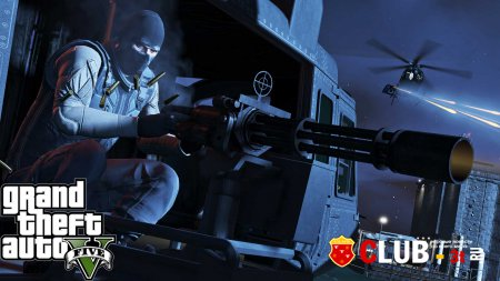 Grand Theft Auto V Trainer version 1.0.393.2 + 12