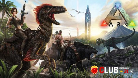 ARK Survival Evolved Трейнер version early access update 188.2 + 11