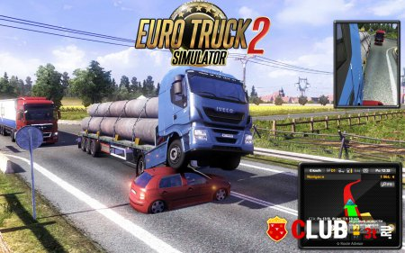 Euro Truck Simulator 2 Trainer version 1.19.2.1s 64bit + 6