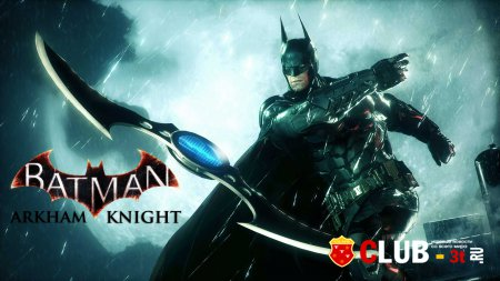 Batman Arkham Knight Trainer version 1.0.4.5 + 22