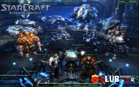 StarCraft II Wings of Liberty Trainer version 2.1.12.36657 + 19