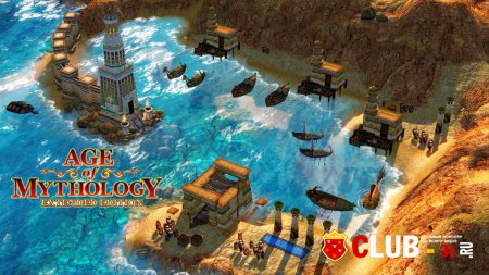 Age of Mythology Extended Edition Trainer version 1.12 + 11