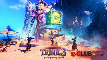 Trine 3 The Artifacts of Power Trainer version 0.09.2952 + 1