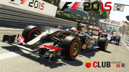 F1 2015 Trainer version all + 2