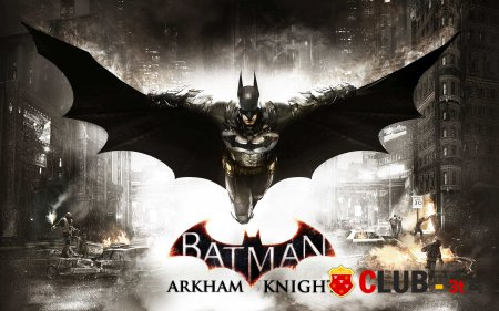 Batman Arkham Knight Trainer version 1.1 + 17