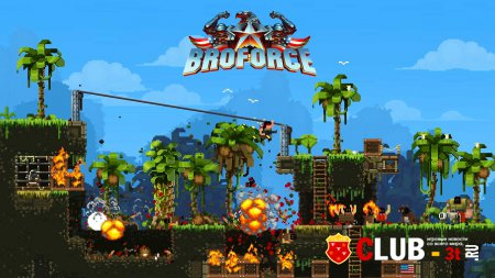 Broforce Trainer version update 04.07.2015 + 5