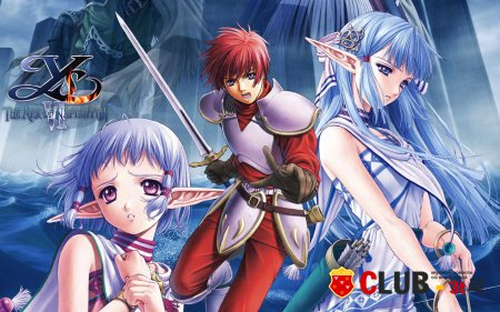Ys VI The Ark of Napishtim Trainer version 1.2.01 + 21