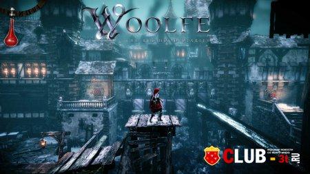 Woolfe The Red Hood Diaries Trainer version 1.3.01 + 10
