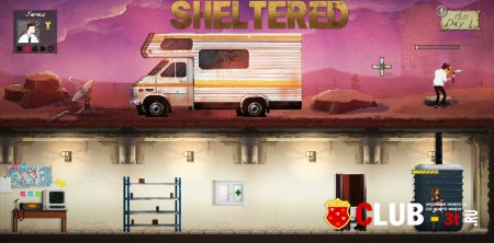 Sheltered Trainer version 3.1 + 10