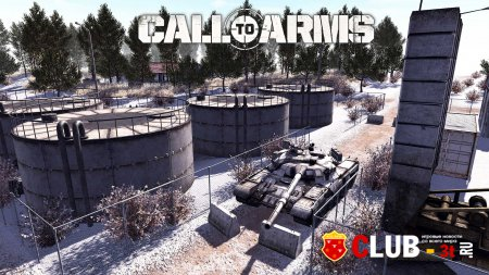 Call to Arms Trainer version 0.5 + 5