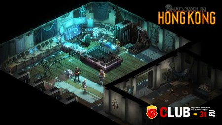 Shadowrun Hong Kong Трейнер version 3.0.4 + 6