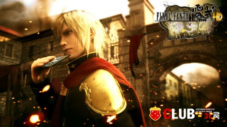 Final Fantasy TYPE-0 HD Трейнер version 1.0 + 3