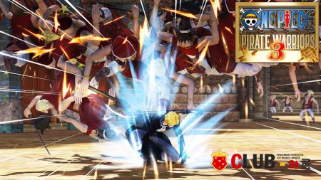 One Piece Pirate Warriors 3 Trainer version 1.0 + 13